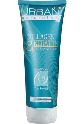 Urban Care Collagen&Keratin Saç Bakım Kremi 250 Ml