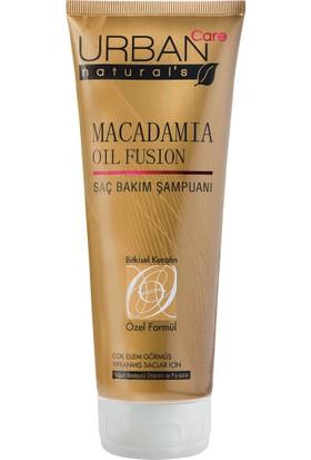 URBAN Care Macadamia Yağlı Besleyici ve Parlaklık Veren Şampuan i - 200ml