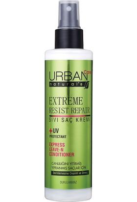 URBAN Care Extreme Resist Repair Dolgun ve Güçlü Uzayan Saçlar için Sıvı Saç Kremi - 200ml