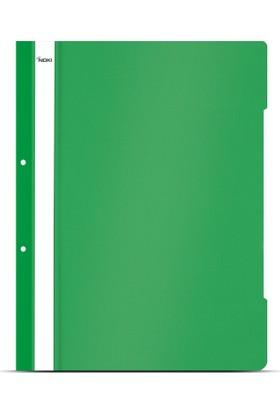 Noki Telli Dosya Xl Yeşil 50'Li