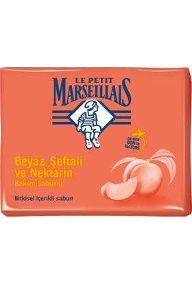 Le Petit Marseillais El Ve Bakım Sabunu Beyaz Şeftali Ve Nektarin 90 Gr