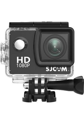 SJCAM SJ4000 Full HD Aksiyon Kamerası - Siyah
