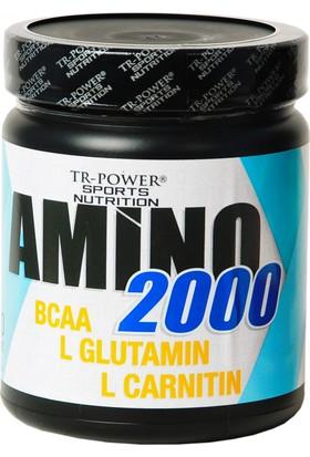 Tr Power Amino 2000 (300 Tablet) Bcaa,l-glutamin,l-carnitine