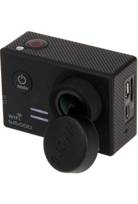 Sjcam SJ5000 Serisi Koruyucu Lens Kapak Takımı