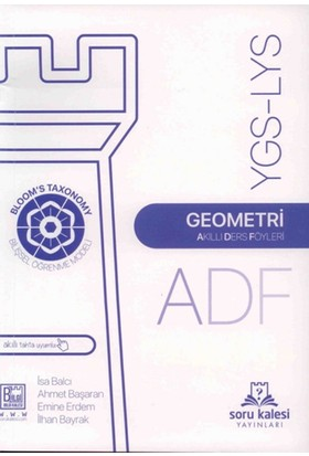 Soru Kalesi Yayınları Tyt–Yks Geometri Akıllı Ders Anlatım Föyleri