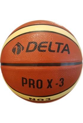 Delta Pro X Basketbol Topu 3 Numara