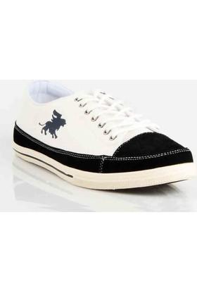 Best Club Erkek Günlük Ayakkabı 32113 Siyah-Beyaz