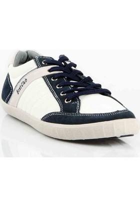 Best Club Erkek Günlük Ayakkabı 32114 Beyaz-Lacivert