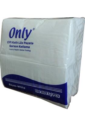 Only Garson Katlama Peçete 100'lü 12 Paket (1200 Adet)