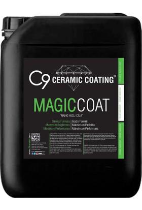 Magic Coat - Hızlı Cila 5 Lt