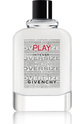Givenchy Play Intense Oversize Edt 150 Ml Erkek Parfüm