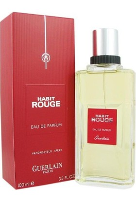 Guerlain Habit Rouge Edp 100 Ml Erkek Parfüm