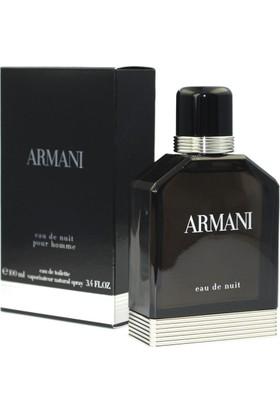 Giorgio Armani Pour Homme Nuit Edt 100 Ml Erkek Parfümü