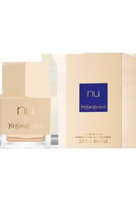 Yves Saint Laurent Nu Edp 80 Ml Kadın Parfüm