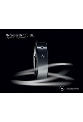 Mercedes Benz Club Extreme Edt 100 Ml Erkek Parfüm