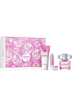 Versace Bright Crystal Edt 90 Ml Kadın Parfüm Seti