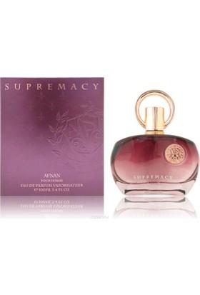 Supremacy Afnan Pour Femme Edp 100 Ml Kadın Parfüm