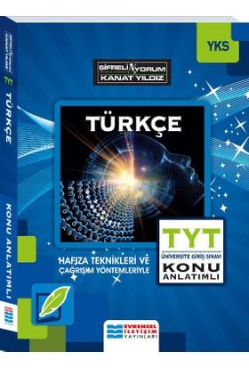 TYT Türkçe Konu Anlatımlı - Kanat Yıldız