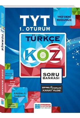 TYT Türkçe Koz (Kolay-Orta-Zor) Soru Bankası (1.Oturum) - Kanat Yıldız