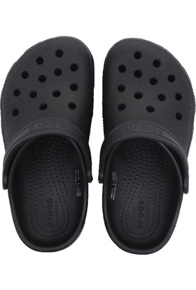Crocs Classic Clog K Çocuk Terlik Siyah
