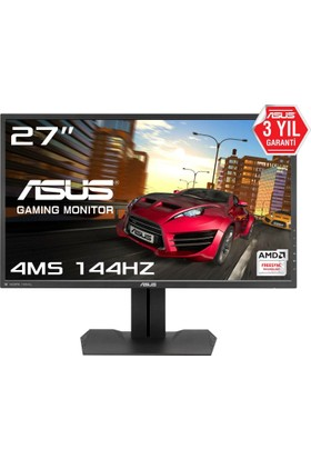 "Asus MG279Q 27"" 4ms (2xHDMI/MHL+Display+mDisplay) FreeSync QHD IPS Oyuncu Monitör"
