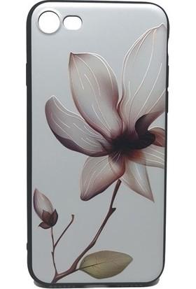 Vendas Apple iPhone 7 çiçek desenli Silikon kılıf