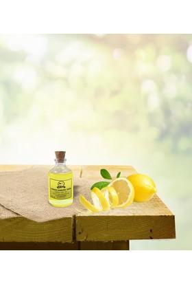 Aktar Diyarı Limon Kabuğu Yağı 10 ml