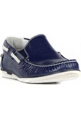 FootCourt Erkek Ayakkabısı Lacivert 45