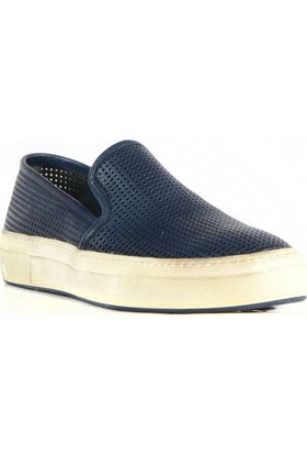 FootCourt Erkek Ayakkabısı Lacivert 42