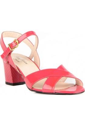 FootCourt Kadın Ayakkabısı Pembe 37