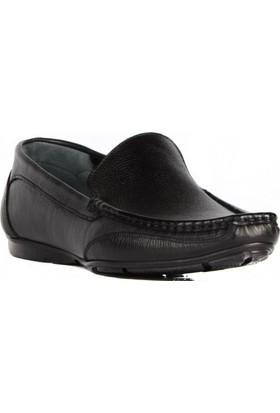 FootCourt Erkek Ayakkabısı Siyah 45