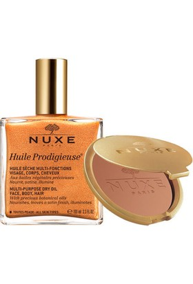 Nuxe Huile Prodigieuse Or 100Ml Kofre