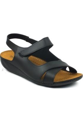 Muya 22273 Sandalet Ortopedik Topuk Dikenine Özel