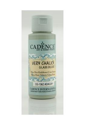 Cadence Adaçayı - Very Chalky Enamel Cam Seramik Boya 59 ml