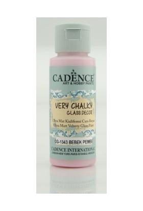 Cadence Bebek Pembe - Very Chalky Enamel Cam Seramik Boya 59 ml