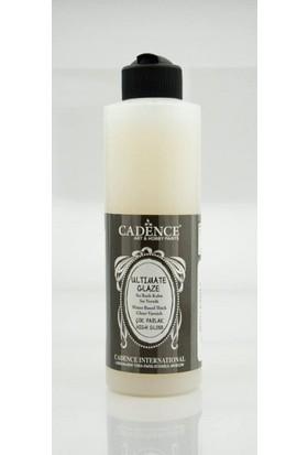Cadence Ultimate Glaze Kalın Sır Vernik 250 ml