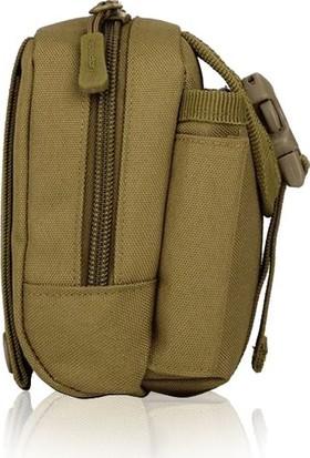 Protector Plus Çok Amaçlı Çanta Küçük - Haki