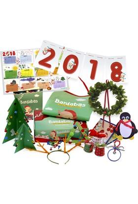 Bardabas Yeni Yıl Çocuk Aktivite Kutusu 4 - 6 Yaş