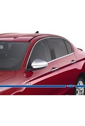 Fiat Egea Cam Çerçevesi 8 Prç. P.Çelik 2015- SD/HB