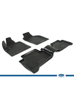 Ford Connect 2002-2014 3D Novline Paspas Siyah 4 Prç