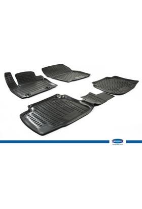 Ford Mondeo IV 2007- 3D Novline Paspas Siyah 4 Prç