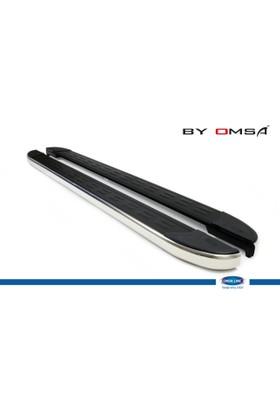Ford Transit Ms Line Yan Koruma (Siyah) Yazılı 3 Parça (2014- )