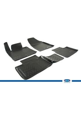 Kia Ceed 2012- 3D Novline Paspas Siyah 4 Prç