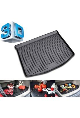 Nissan Qashqai 5 KOLtUK ( TEKNA - BLACK EDITION PLAT) Bagaj Havuzu(Plastik) 2014-