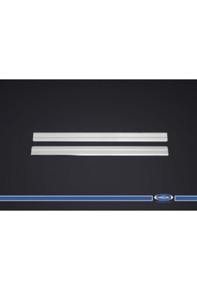 Nissan Juke Kapı Eşiği 2 Parça Paslanmaz Çelik 2010-