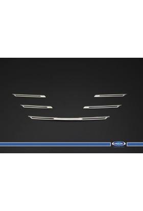 Renault Megane IV HB Ön Panjur 5 Prç. P.Çelik 2016-