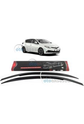 Toyota Auris I SunPlex Cam Rüzgarlığı 4 Prç.Sport
