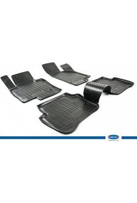 Volkswagen Passat B6 (3C) 2005- 3D Novline Paspas Siyah 4 Prç