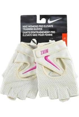 Nike Womens Pro Elevate Training Gloves L Eldiven -N.LG.11.166.L-1001
