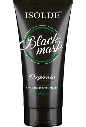 Zigavus Isolde Black Mask - Siyah Maske